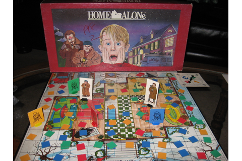 Home Alone | A Board Game A Day