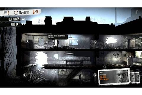 (Live!) This War of Mine Gameplay - YouTube