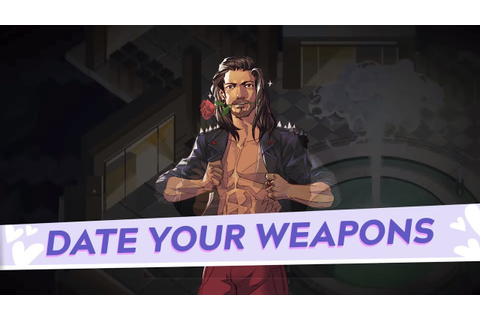 Boyfriend Dungeon: Date Your Weapons Announcement Teaser ...