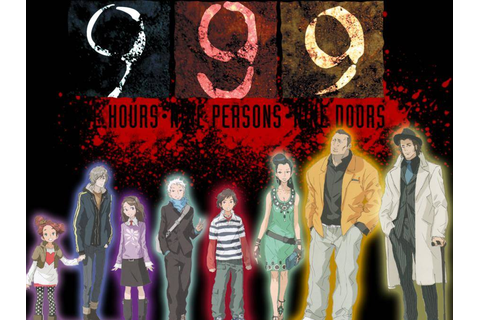 9 Hours, 9 Persons, 9 Doors Review | GamesReviews.com