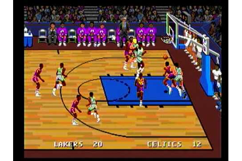 Classic Games-lakers Vs. Celtics and the NBA playoffs ...