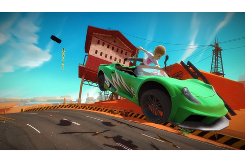 Point Review: Joy Ride Turbo (Xbox 360) | Game Usagi