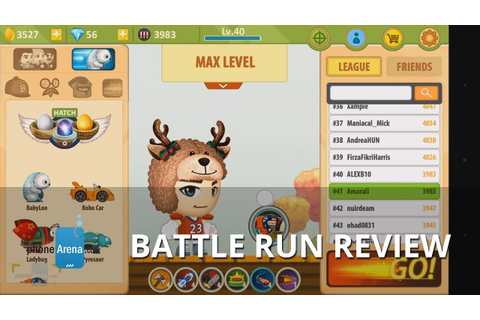 Battle Run Review - YouTube