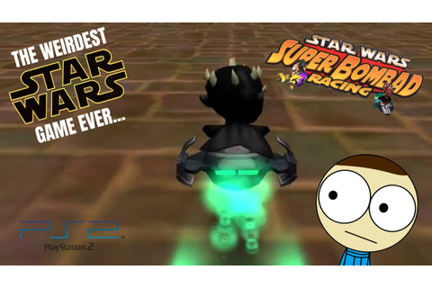 THE WEIRDEST STAR WARS GAME EVER... | Let's Play: Star ...