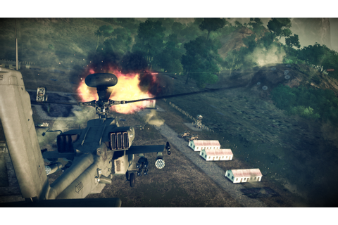 Apache Air Assault | Game Hiro