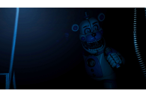 Of course Five Nights at Freddy's: Sister Location is ...