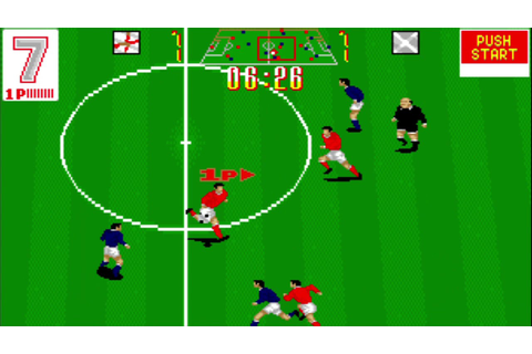 Amiga Football Games - Part 1 (A - G) - YouTube