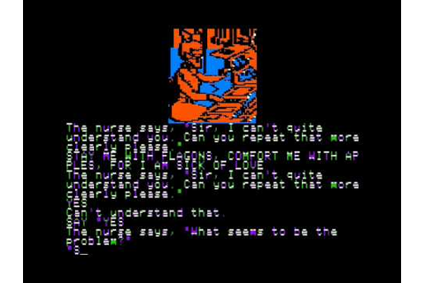 Fahrenheit 451 for the Apple II - YouTube