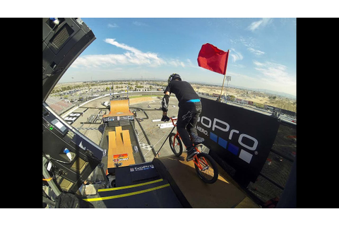 Bmx Big Air X Games Los Angles - YouTube