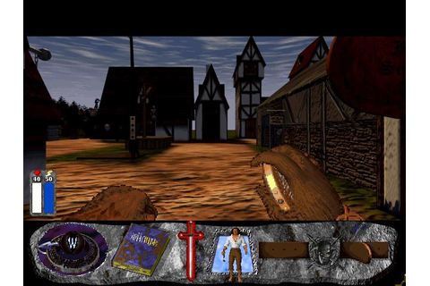 Nemesis: The Wizardry Adventure Download (1996 Role ...