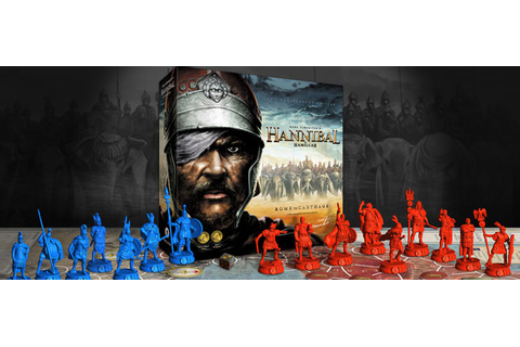Hannibal & Hamilcar: Rome vs Cartage – The development of ...