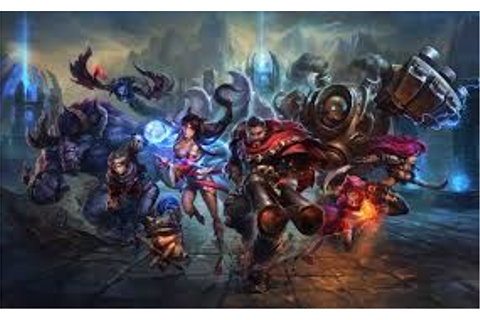Legends of Runeterra trademarked by League of Legends devs ...