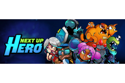 Next Up Hero is a Twin-Stick Arcade Game Coming in 2018 ...