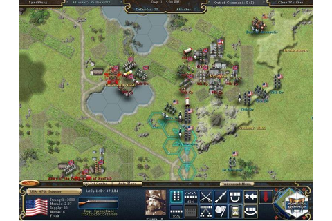 Free Online American Civil War Games No Download