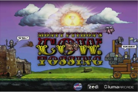 Monty Python's Cow Tossing: nieuwe iPhone-game is kloon ...