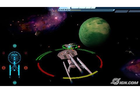 Pre-E3 2006: Star Trek: Tactical Assault Interview - IGN