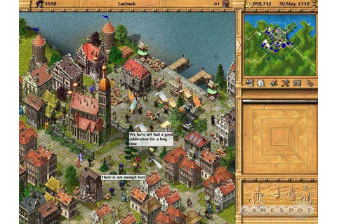 CONTACT :: Patrician III: Rise of the Hanse full game free ...
