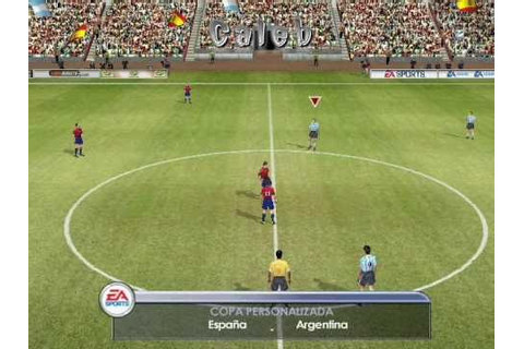Gameplay FIFA 2002 - YouTube