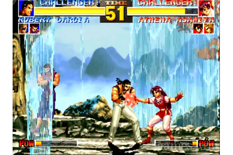 The King of Fighters 95. Download and Play The King of ...