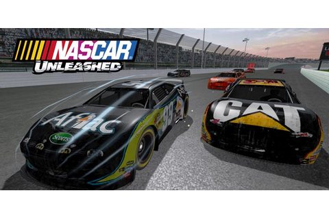 NASCAR Unleashed 3DS CIA Free Download