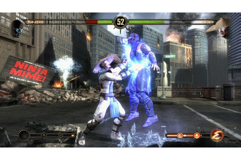 Mortal Kombat 5 Free Download PC Game Full Version
