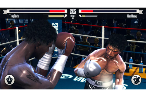 Gameplay Trailer Released for Real Boxing, Coming This ...