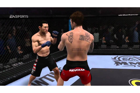 EA SPORTS MMA : Game Features - YouTube