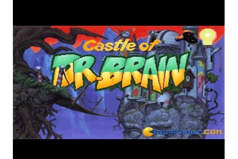 Castle of Dr. Brain - 1991 PC Game, introduction and ...