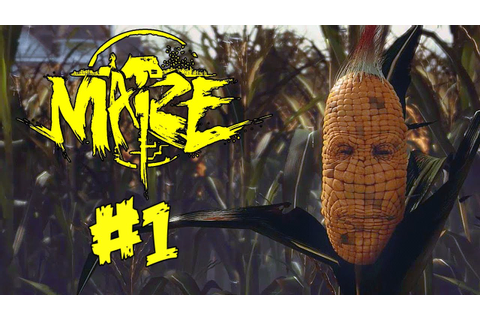 Maize - A Game About Sentient Corn - Part 1 Gameplay ...