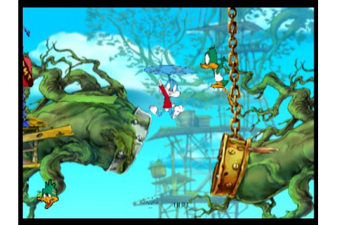 Tiny Toon Adventures: The Great Beanstalk » PSCD.ru ...