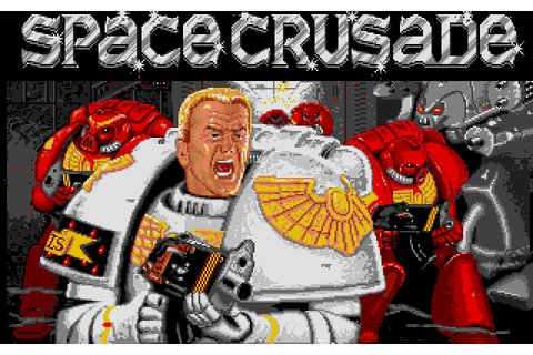 Space Crusade (1992) by Gremlin Graphics Atari ST game