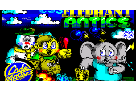 Indie Retro News: CJ's Elephant Antics - Florinthedwarf is ...