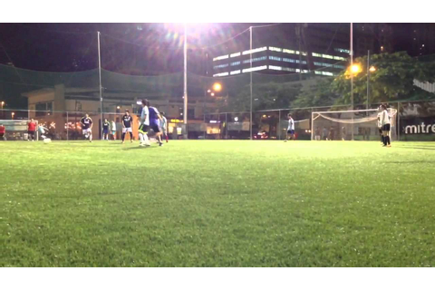 Football Game at BGC Turf - YouTube