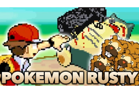 Pokemon Rusty: THE VIDEO GAME! - YouTube