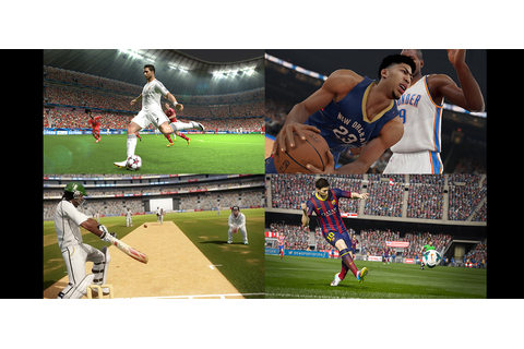 10 Best Sports Games To Play in 2015 (PC) | GAMERS DECIDE