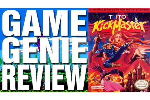KickMaster (NES) Review | MichaelBtheGameGenie - YouTube