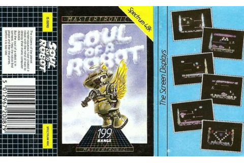 Nonterraqueous II: Soul of a Robot | 80'S Top Games