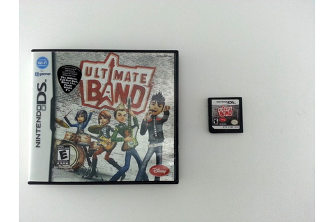 Ultimate Band game for Nintendo DS | The Game Guy