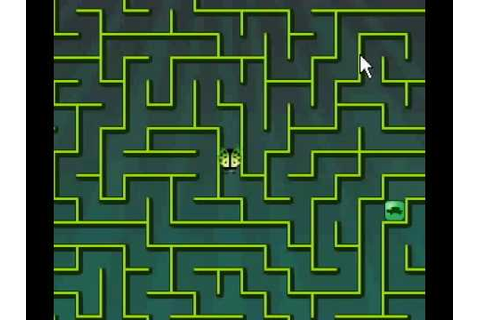 Me Playing Maze Race 2-Cool Math Games - YouTube