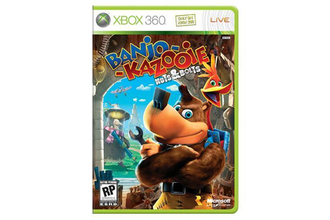 Banjo Kazooie: Nuts & Bolts Xbox 360 Game-Newegg.com