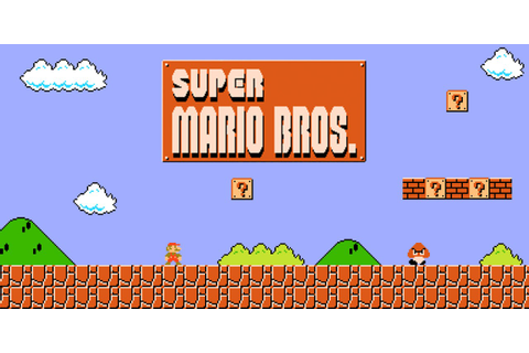 Super Mario Bros. | NES | Games | Nintendo