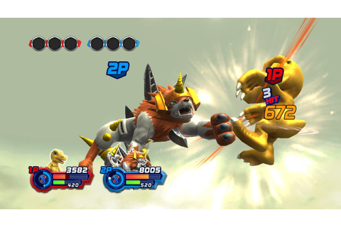 Digimon All-Star Rumble (PS3 / PlayStation 3) Game Profile ...