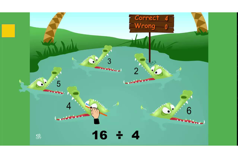 Cool Math Games For Kids: Learn about popup math division ...
