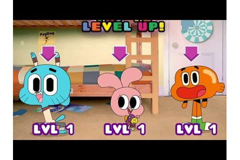 Gumball: Mutant Fridge Mayhem - The Amazing World of ...