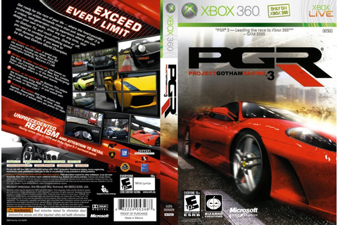 Project Gotham Racing 3 on Qwant Games