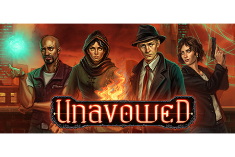 Unavowed on Steam