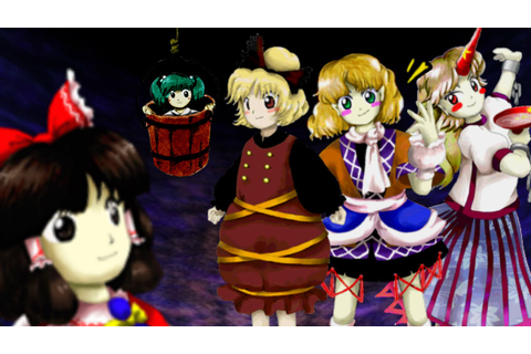Let's Play Touhou 11: Subterranean Animism (Part One ...