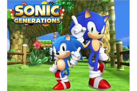 Game Sonic Generation images Sonic Generation image HD ...