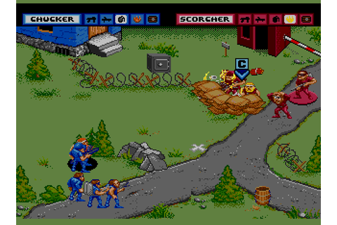 General Chaos (USA, Europe) ROM