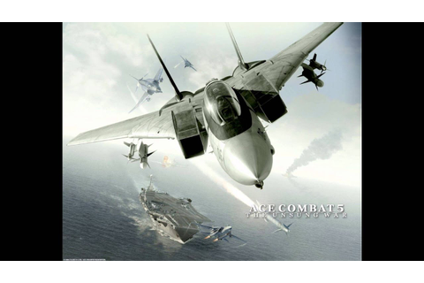 Epic Game Music-Ace Combat Squadron Leader-The Unsung War ...
